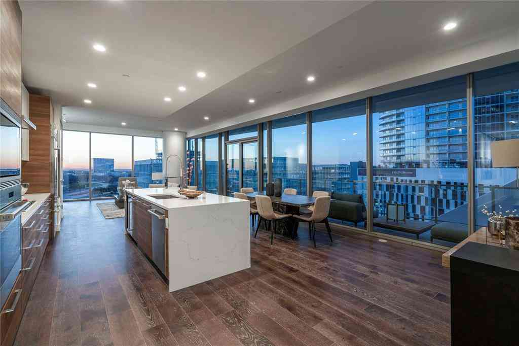 Living Room, 7901 Windrose Avenue #2101, Plano, TX, 75024,