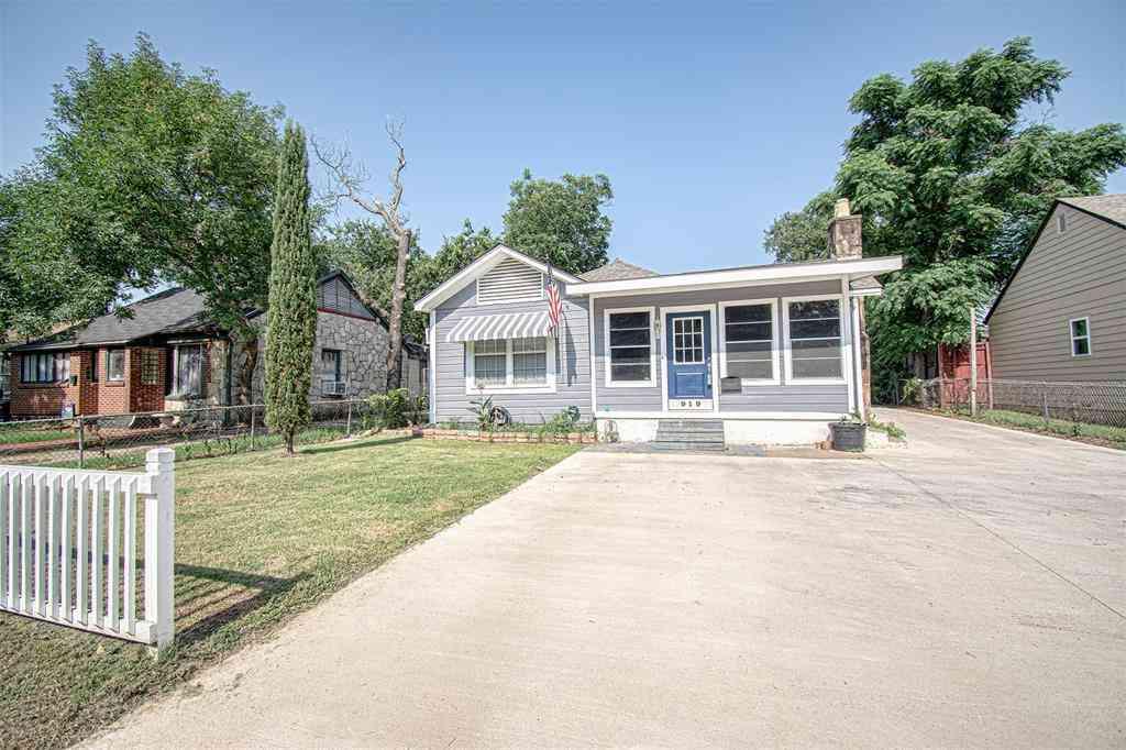919 Hartsdale Drive, Dallas, TX, 75211,