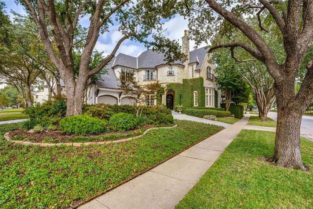 4500 Belclaire Avenue, Highland Park, TX, 75205,
