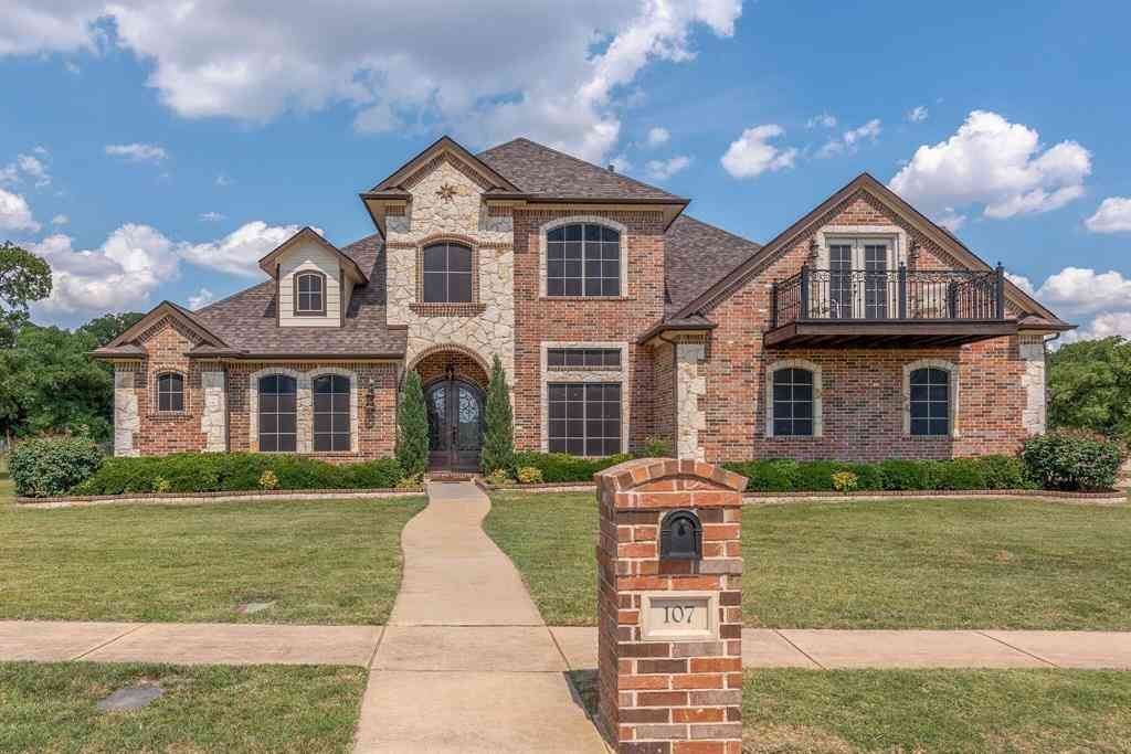 107 Walnut Creek Lane, Boyd, TX, 76023,
