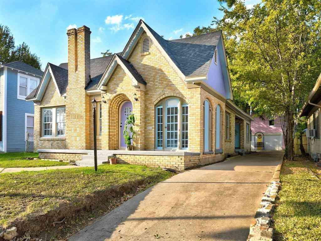 1009 E Humbolt Street, Fort Worth, TX, 76104,