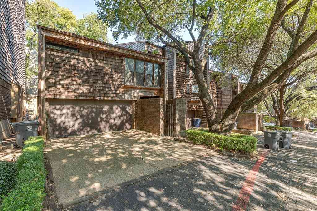 7418 Fair Oaks Avenue #F, Dallas, TX, 75231,