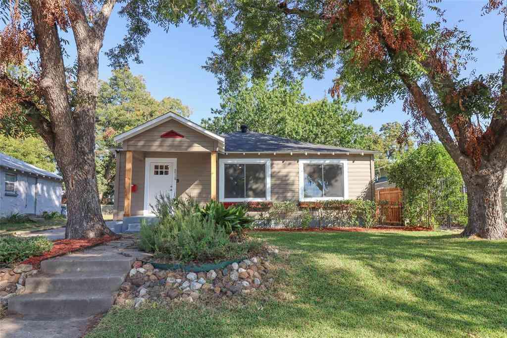 3716 El Campo Avenue, Fort Worth, TX, 76107,