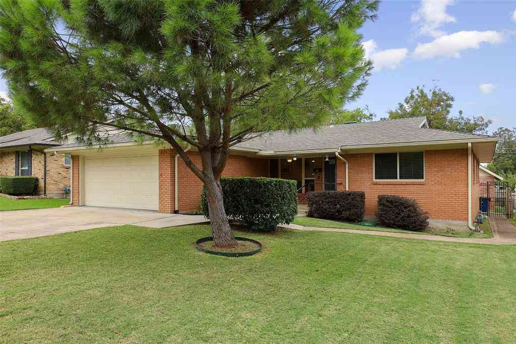 3517 Burlingdell Avenue, Dallas, TX, 75211,