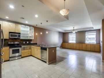 Kitchen, 1505 Elm Street #705, Dallas, TX, 75201,