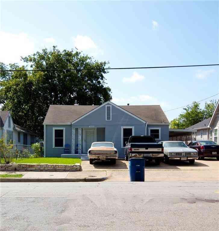 4322 Capitol Avenue, Dallas, TX, 75204,