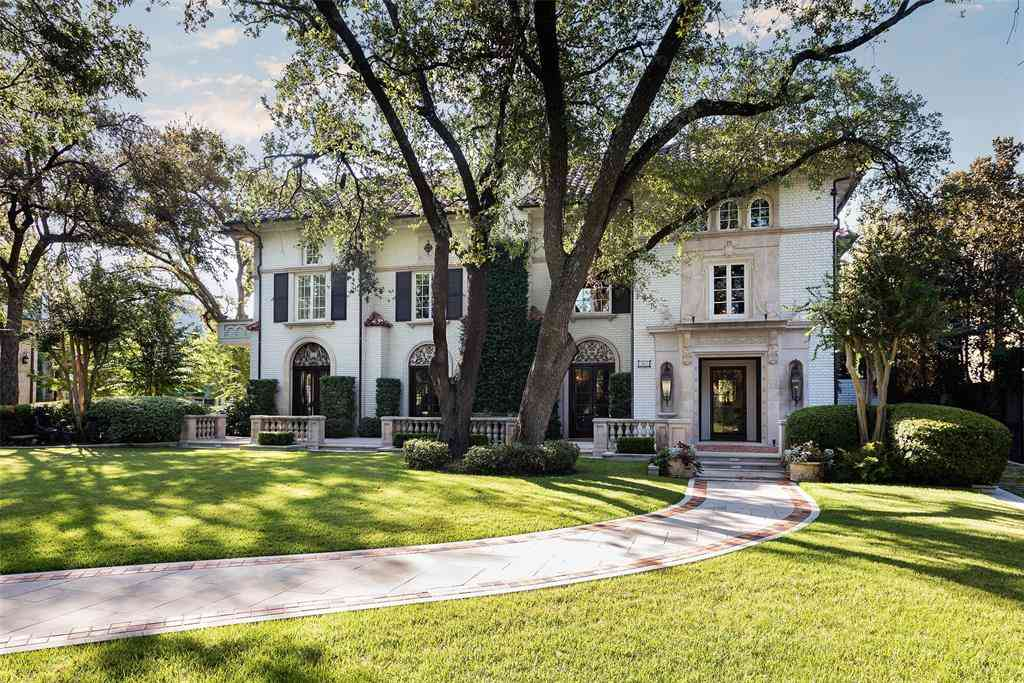 3601 Beverly Drive, Highland Park, TX, 75205,
