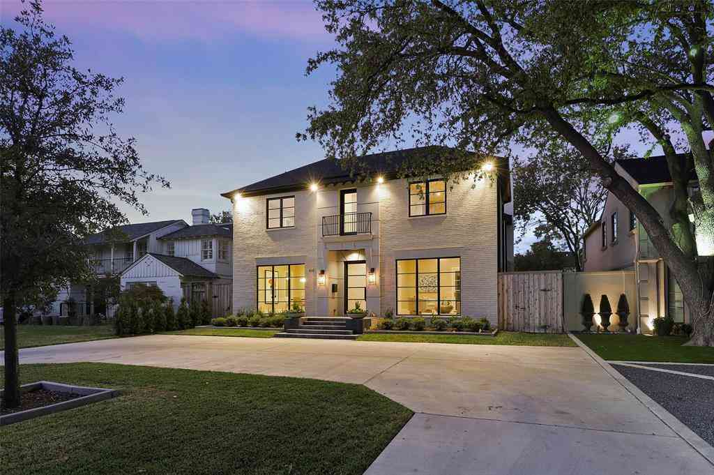 4512 Mockingbird Lane, University Park, TX, 75205,