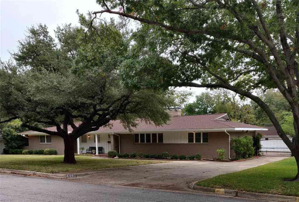 6463 Floyd Drive, Fort Worth, TX, 76116,