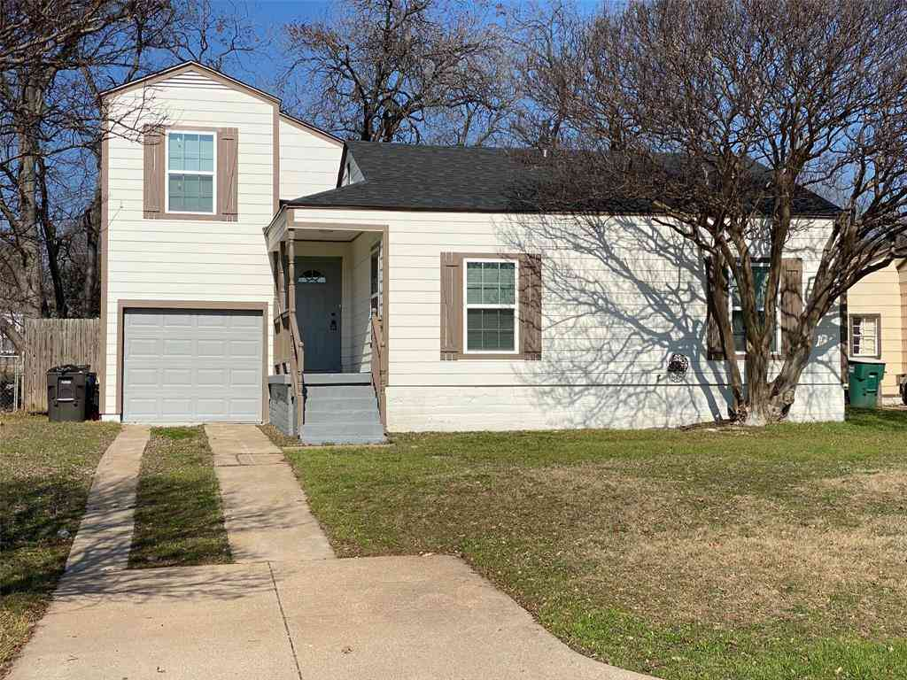 4332 Houghton Avenue, Fort Worth, TX, 76107,