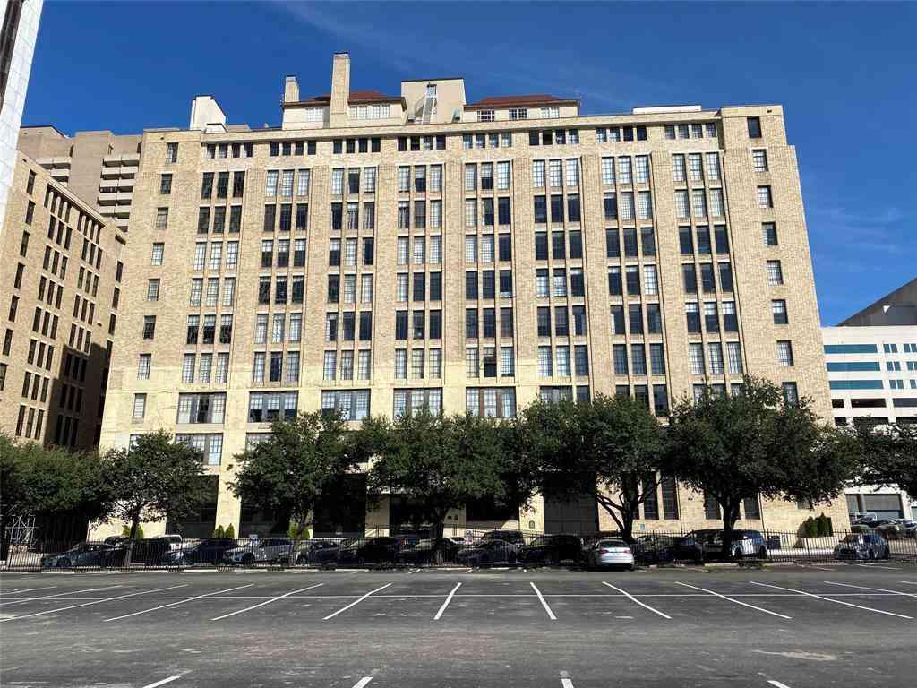 1122 Jackson Street #514, Dallas, TX, 75202,