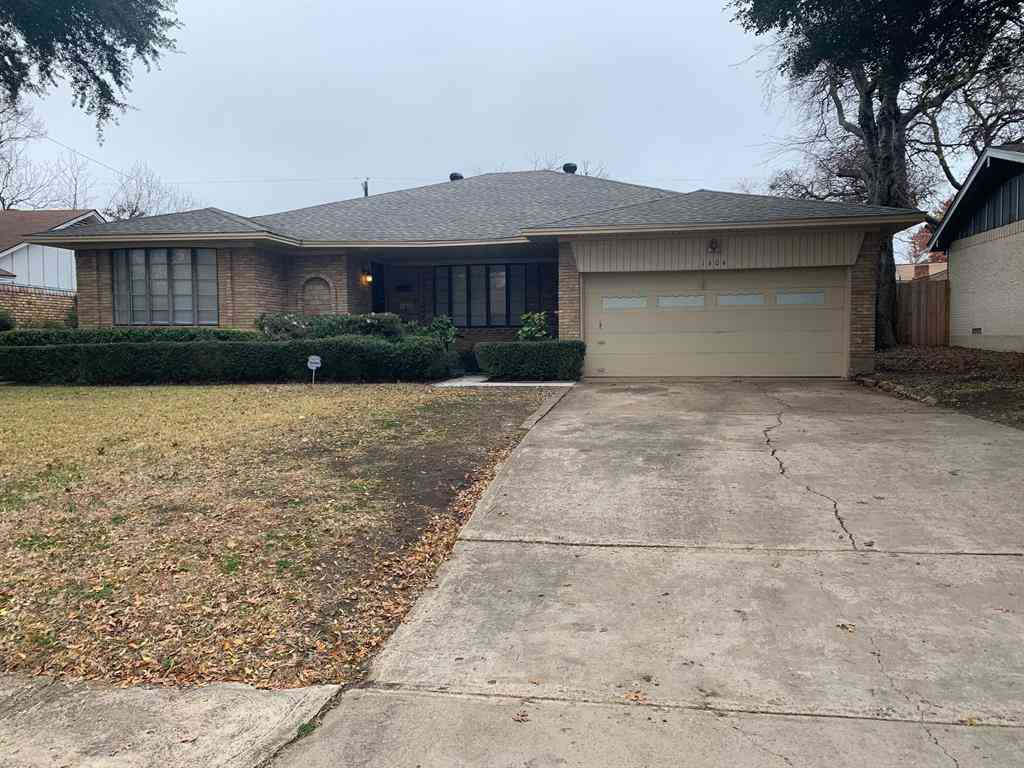 1404 Misty Glen Lane, Dallas, TX, 75232,