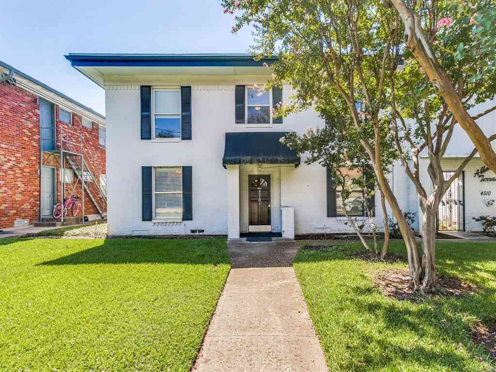 4510 Abbott Avenue #43, Highland Park, TX, 75205,