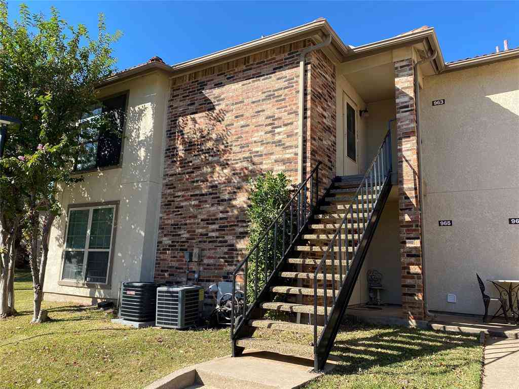 963 Turtle Cove, Irving, TX, 75060,