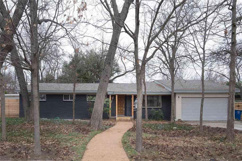 7127 Fenton Drive, Dallas, TX, 75231,