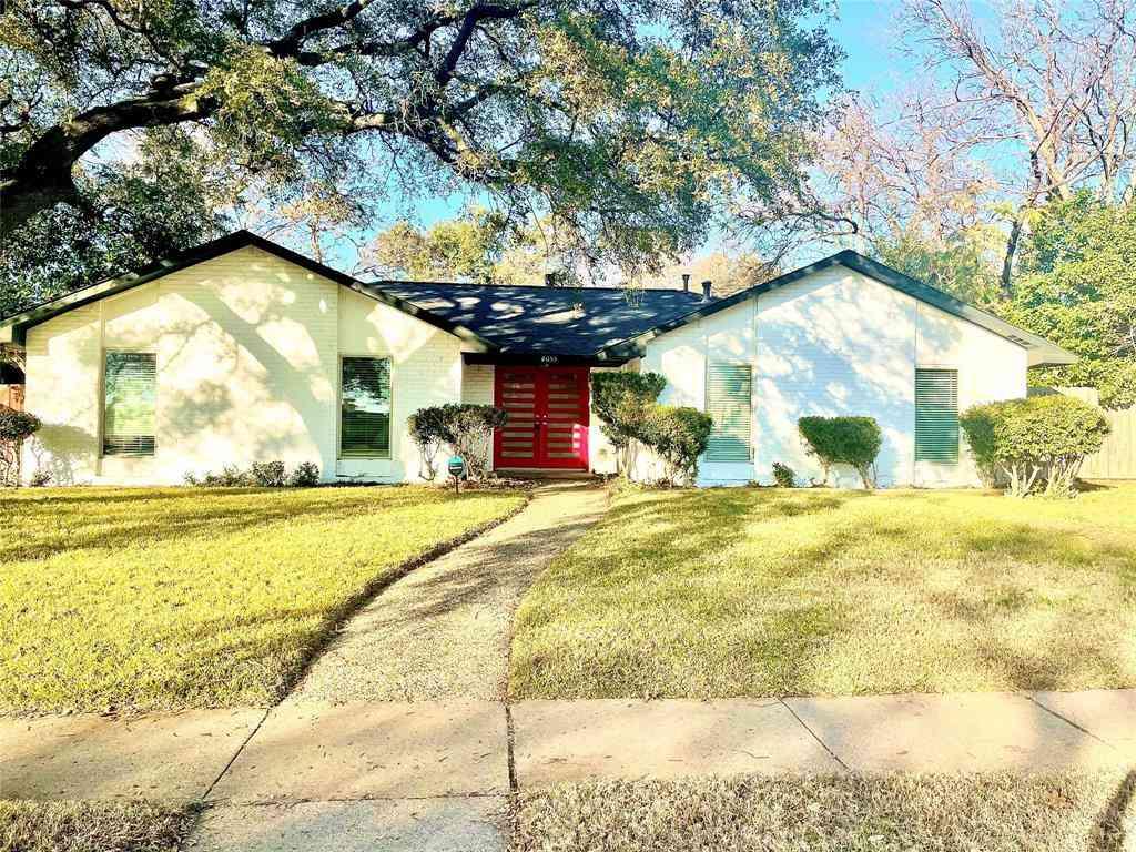 4055 Calculus Drive, Dallas, TX, 75244,