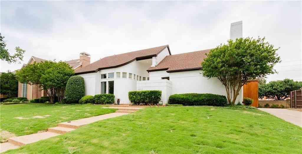 4803 Holly Tree Drive, Dallas, TX, 75287,