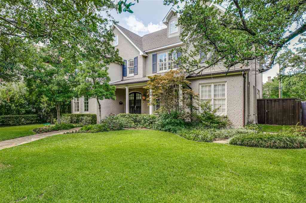 4020 Colgate Avenue, University Park, TX, 75225,