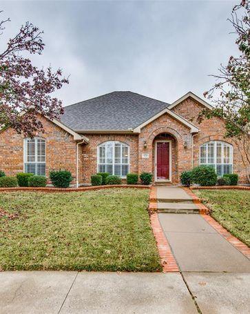 414 Deer Brooke Drive Allen, TX, 75002