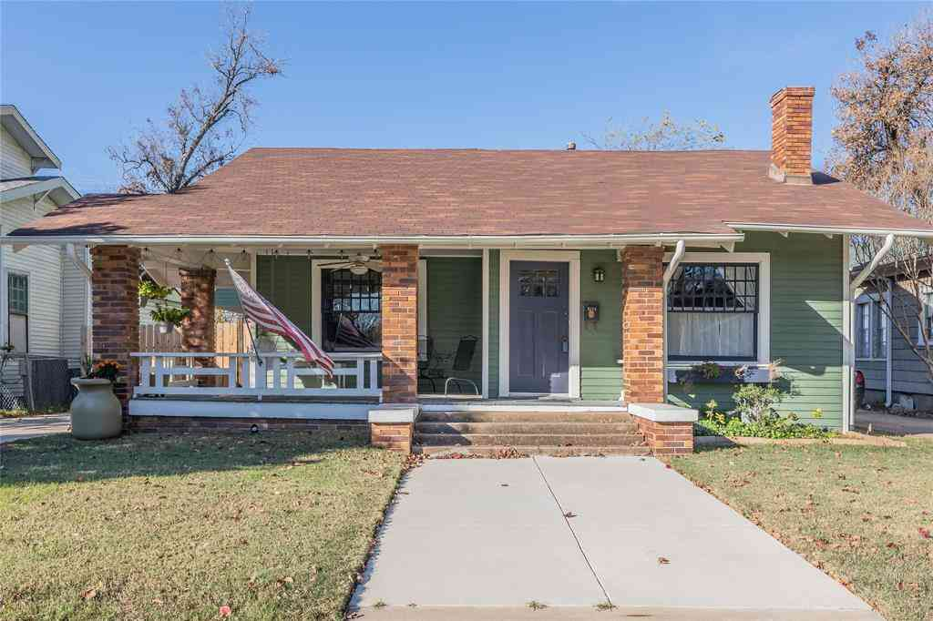 2244 Hurley Avenue, Fort Worth, TX, 76110,