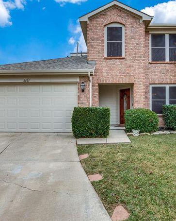 2401 Eastborne Drive Little Elm, TX, 75068