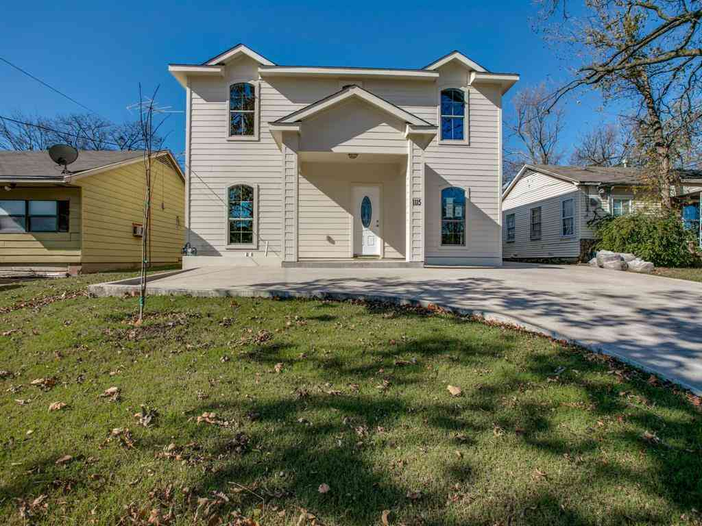1115 Tarpley Avenue, Dallas, TX, 75211,