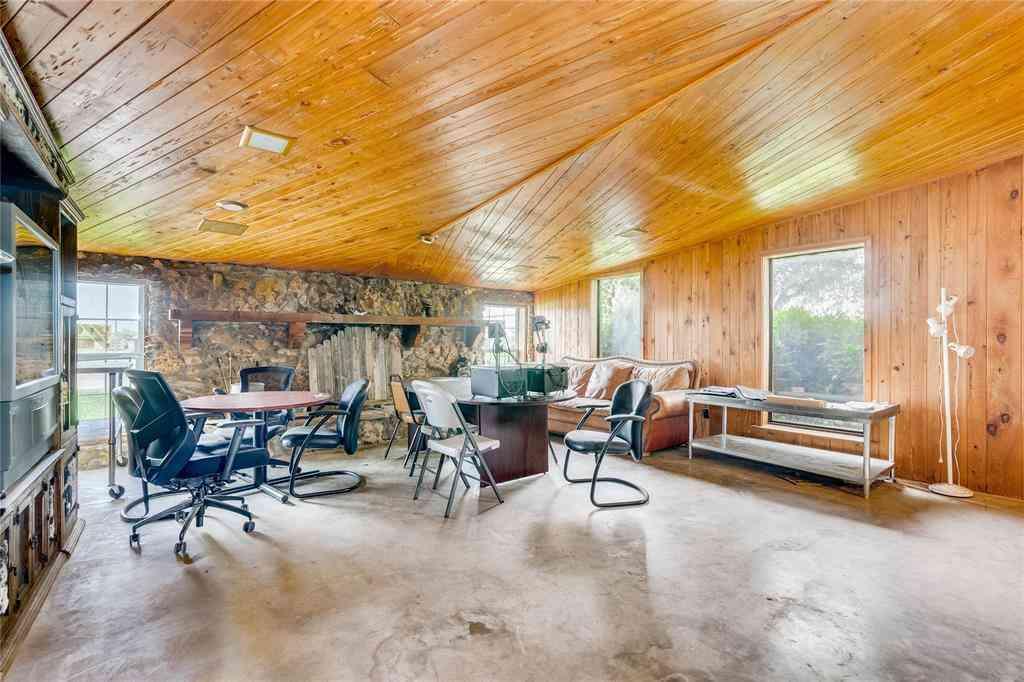 Sunny Living Room, 2408 Strader Road, Dish, TX, 76247,
