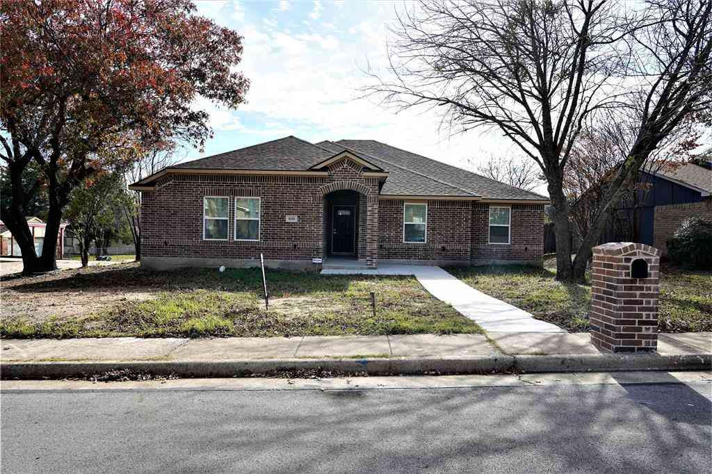 608 Faye Street, Desoto, TX, 75115,