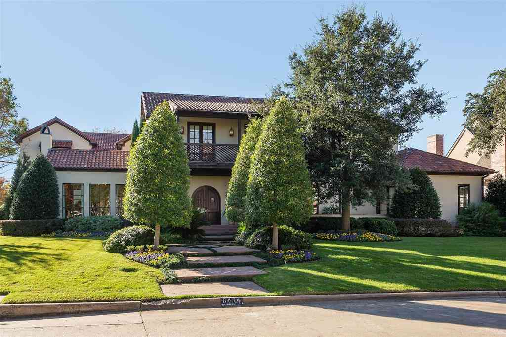 6474 Norway Road, Dallas, TX, 75230,