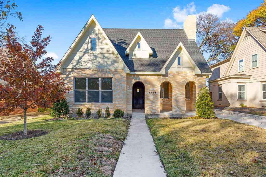 5627 Vanderbilt Avenue, Dallas, TX, 75206,