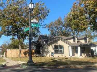 2748 Ryan Avenue, Fort Worth, TX, 76110,