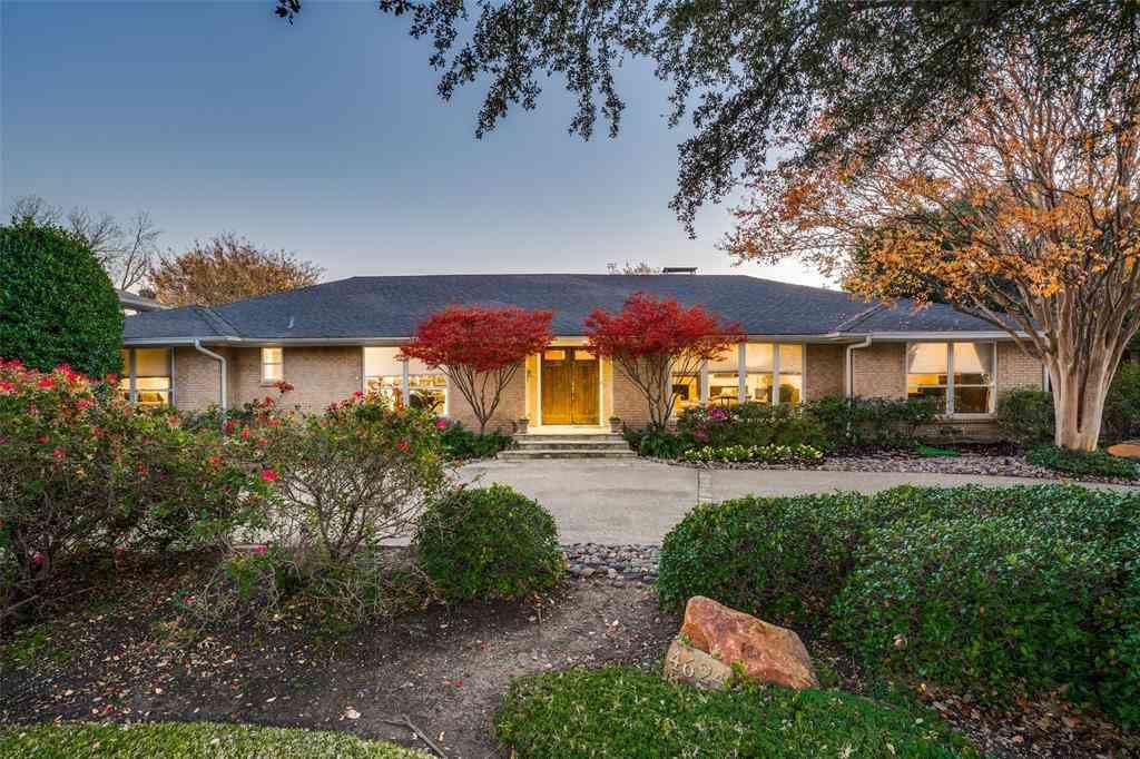 4624 Willow Lane, Dallas, TX, 75244,