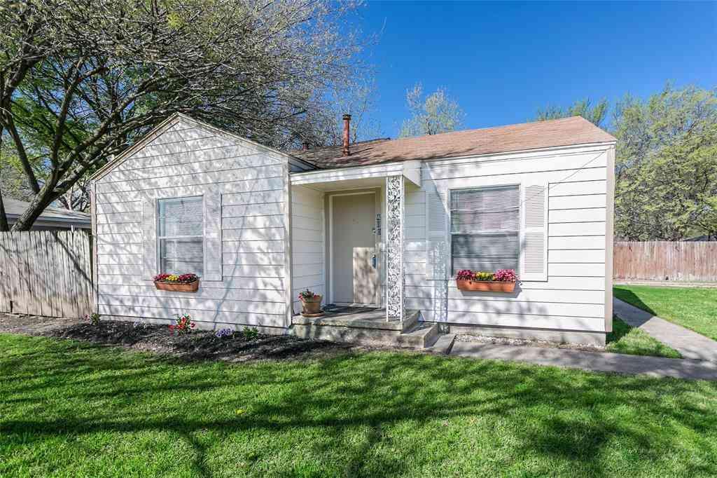 400 Pemberton Drive, White Settlement, TX, 76108,