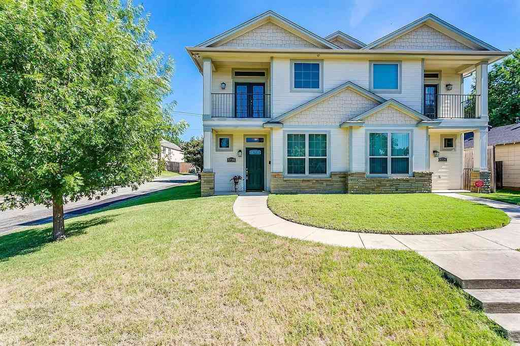 4738 Calmont Avenue, Fort Worth, TX, 76107,