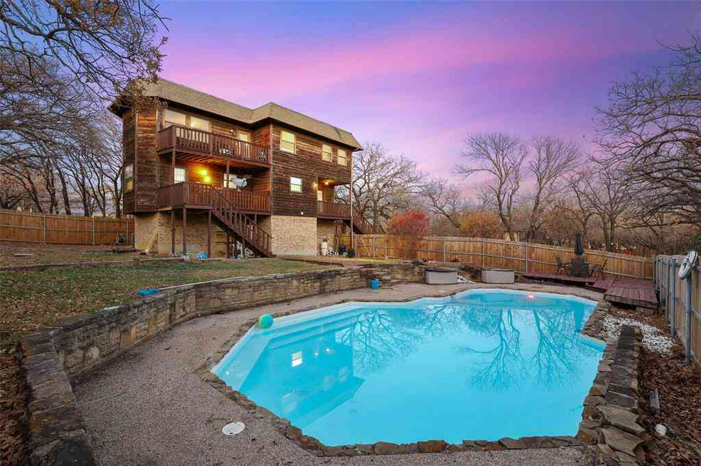 Swimming Pool, 3427 Shady Oaks Drive, Flower Mound, TX, 75022,