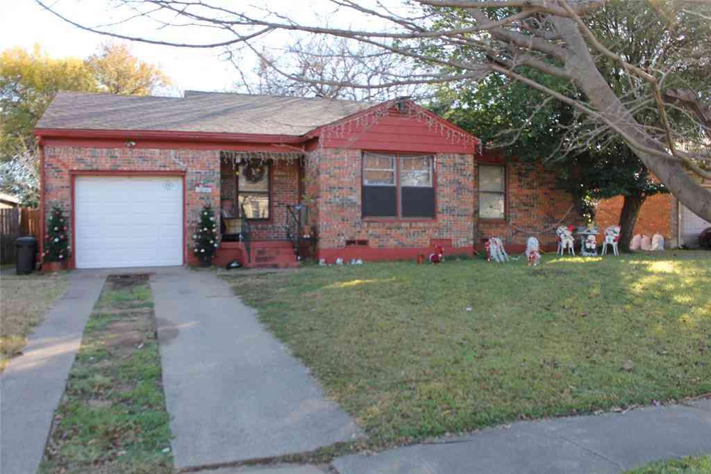 1814 Bradford Street, Irving, TX, 75061,