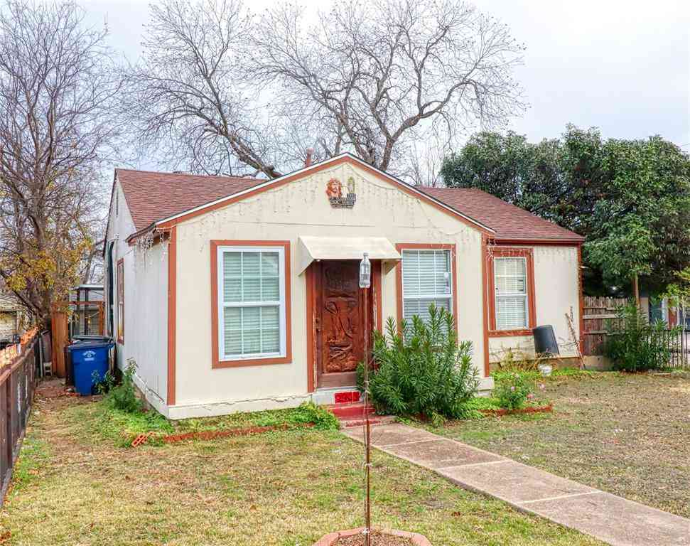 2903 W Clarendon Drive, Dallas, TX, 75211,
