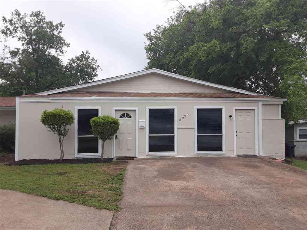 5233 Trail Lake Drive, Fort Worth, TX, 76133,