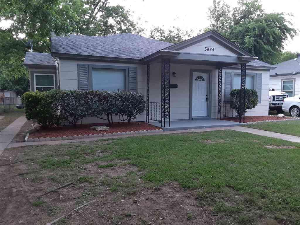 3924 Gordon Avenue, Fort Worth, TX, 76110,