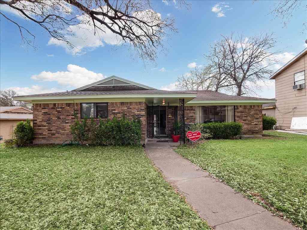 2420 Sue Street, Dallas, TX, 75203,