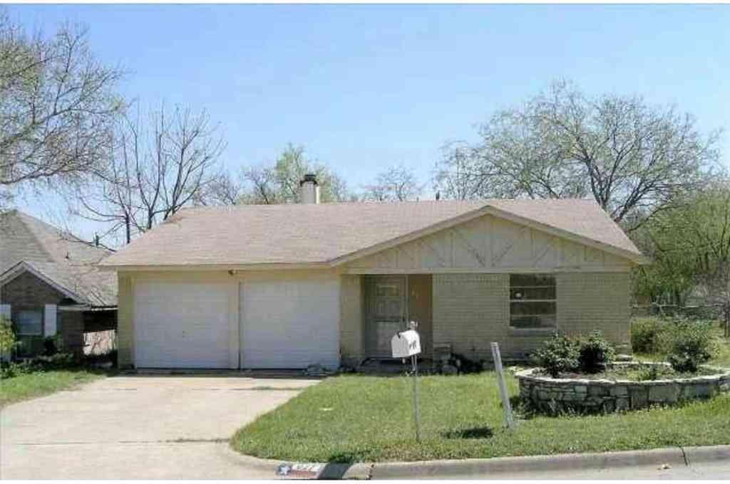 827 Lake View Ridge, White Settlement, TX, 76108,