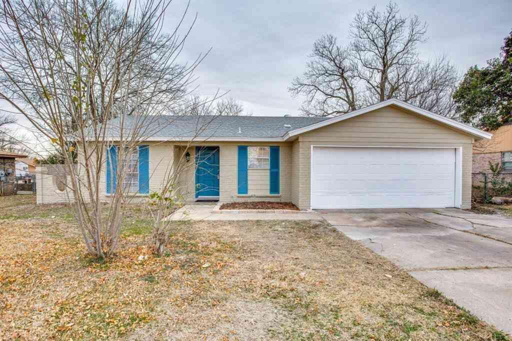 240 Buie Drive, Everman, TX, 76140,