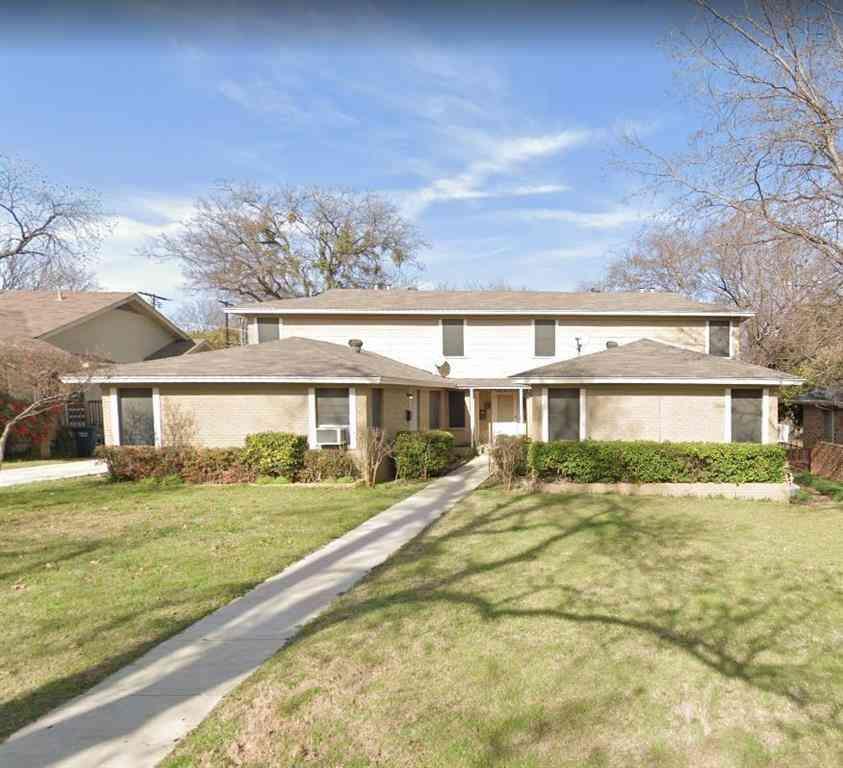 3428 W 6th Street, Fort Worth, TX, 76107,