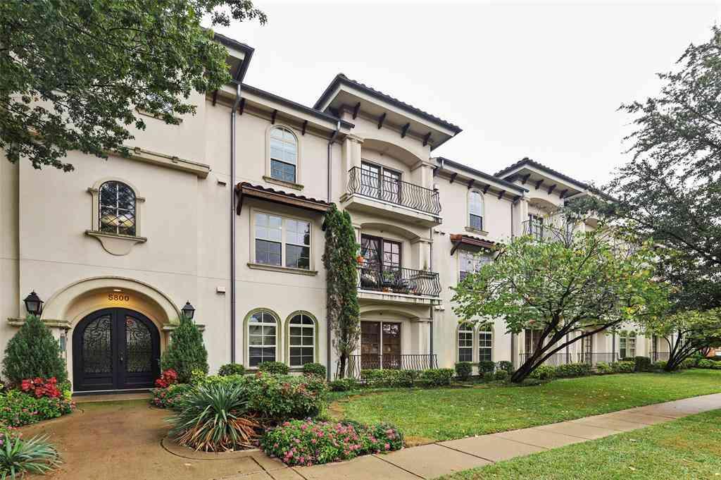 5808 Mccommas Boulevard #A108, Dallas, TX, 75206,