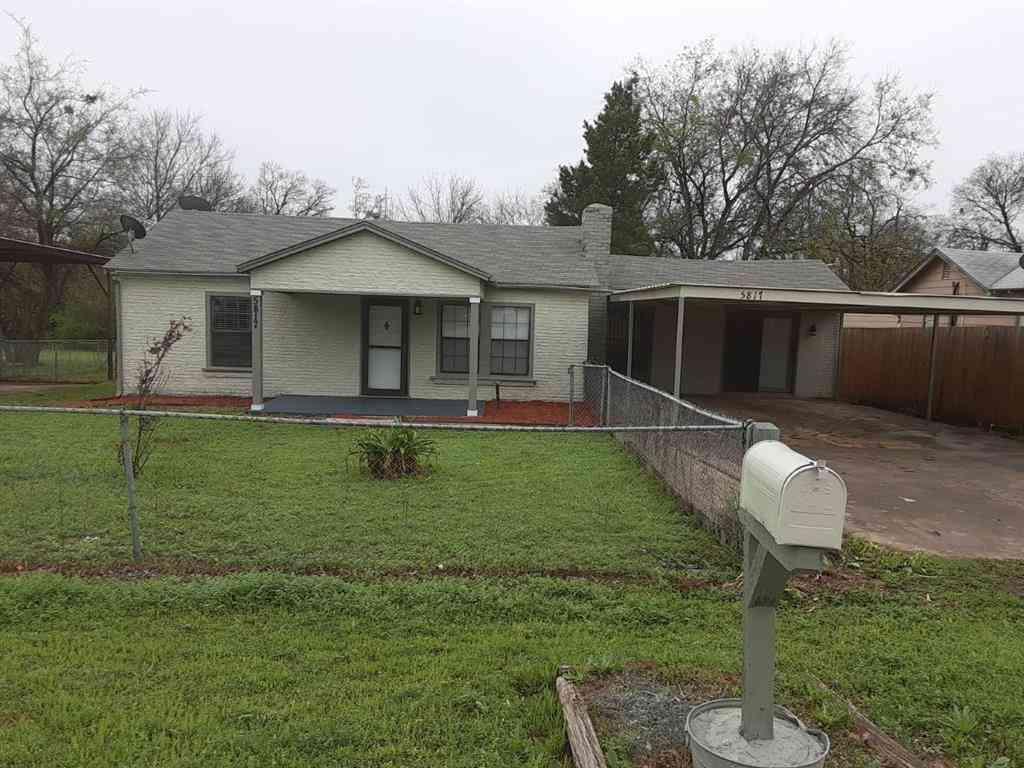 5817 Cowden Street, Sansom Park, TX, 76114,