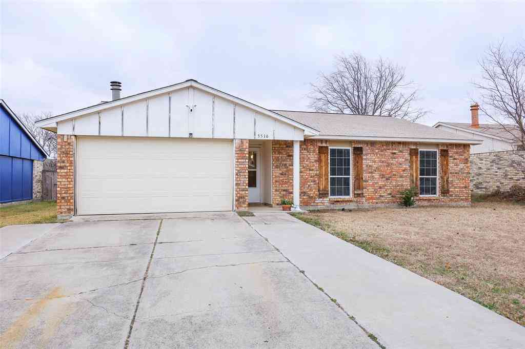 5516 Rutledge Drive, The Colony, TX, 75056,