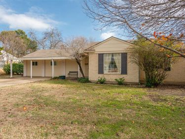 3533 South Drive, Fort Worth, TX, 76109,
