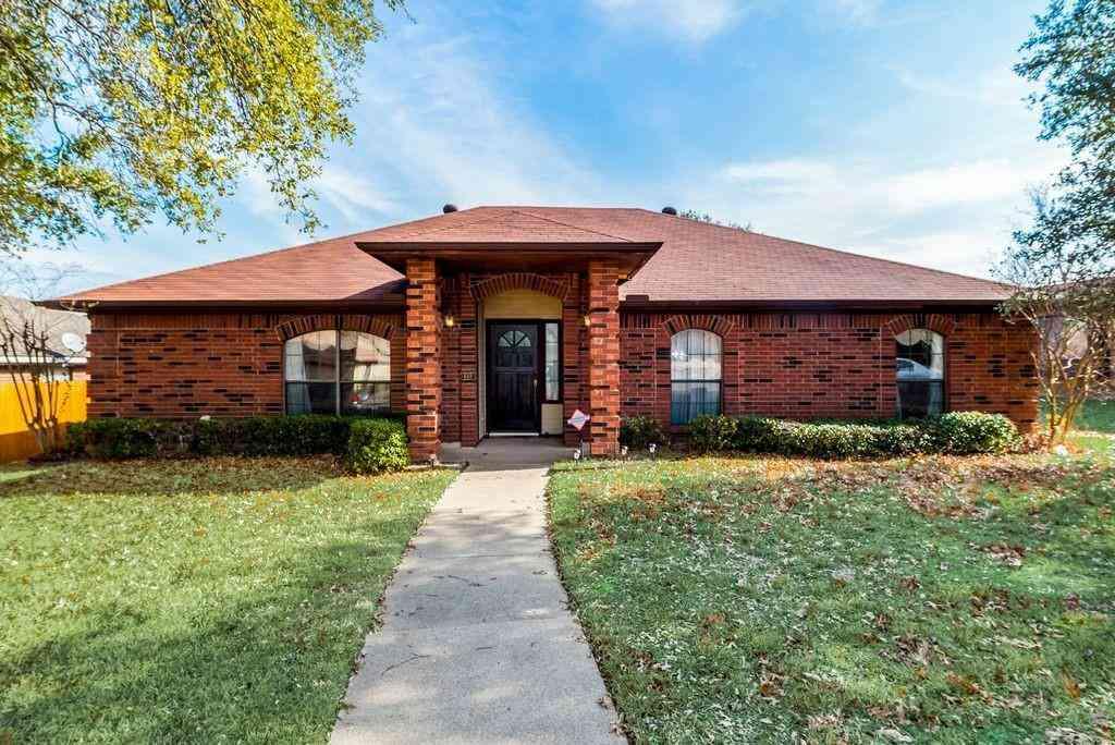 608 Kelsie Lane, Desoto, TX, 75115,