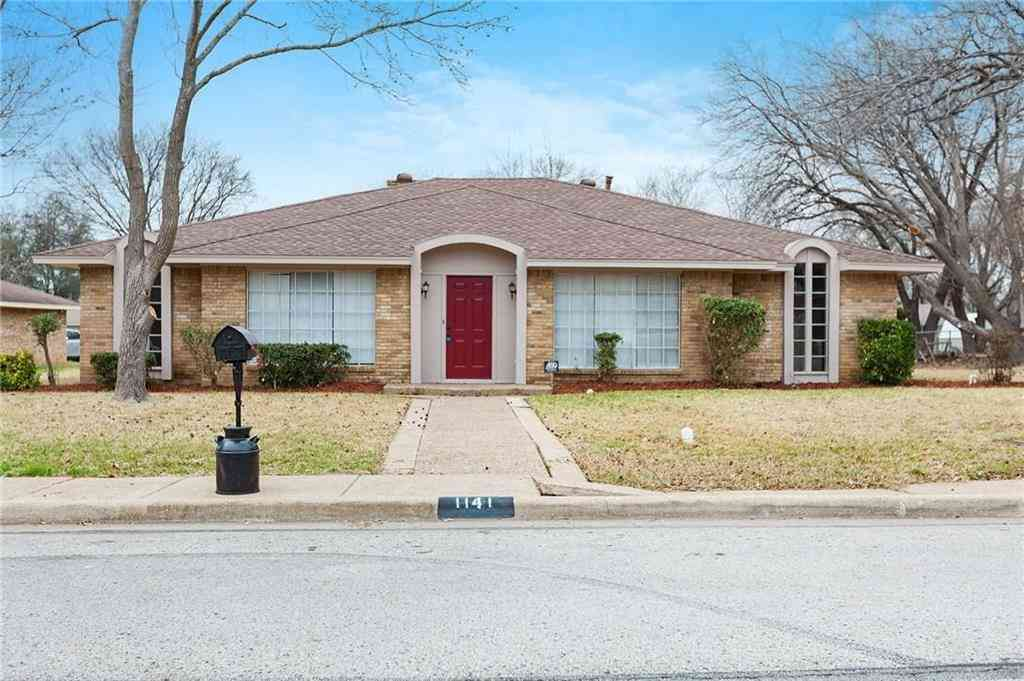 1141 Shadywood Lane, Desoto, TX, 75115,
