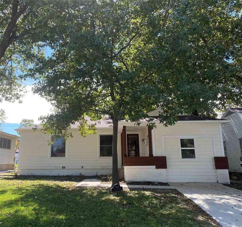 1826 Ferndale Avenue, Dallas, TX, 75224,